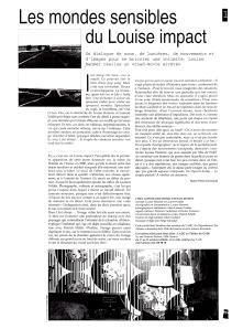 I feel Journal de l'ADC